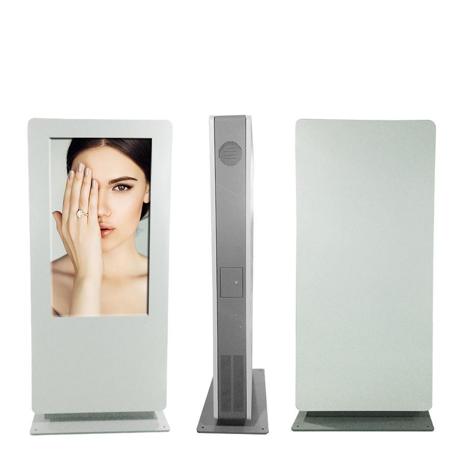 43 inch Digital Signage Player Display Lcd Outdoor Digital Signage Floor Stand Digital Signage