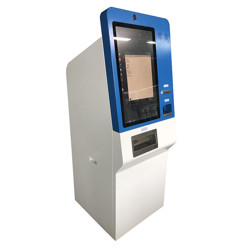 17, 19 Inch SIM Card Dispenser Kiosk For Telecom Mobile Kiosk