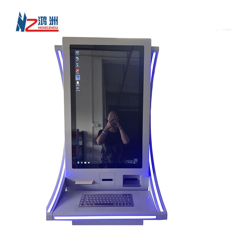 Touch Screen Self Service Sim Card Dispenser Kiosk