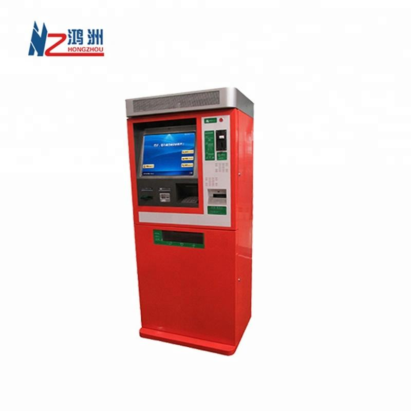 High Quality Self Service Payment Terminal Kiosk With Card reader