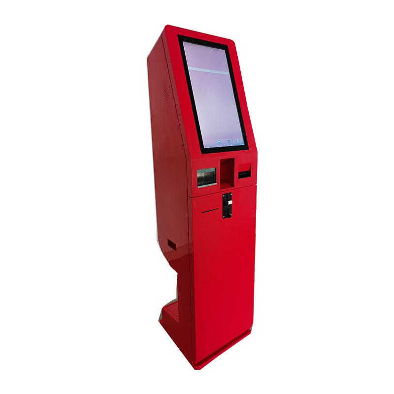 Ticket Vending Machine Ordering kiosk Self Service Payment Kiosk
