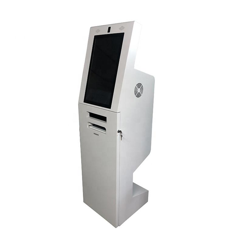 A4 Scanner Kiosk with Payment System