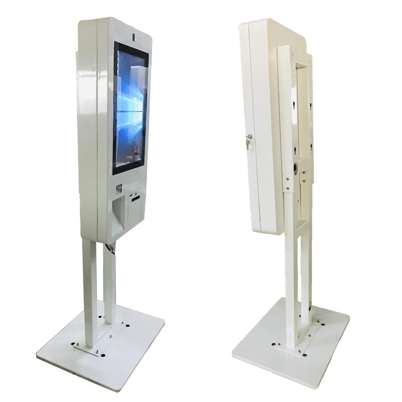 32 Inch Floor Standing Online Ordering Kiosk for Restaurant