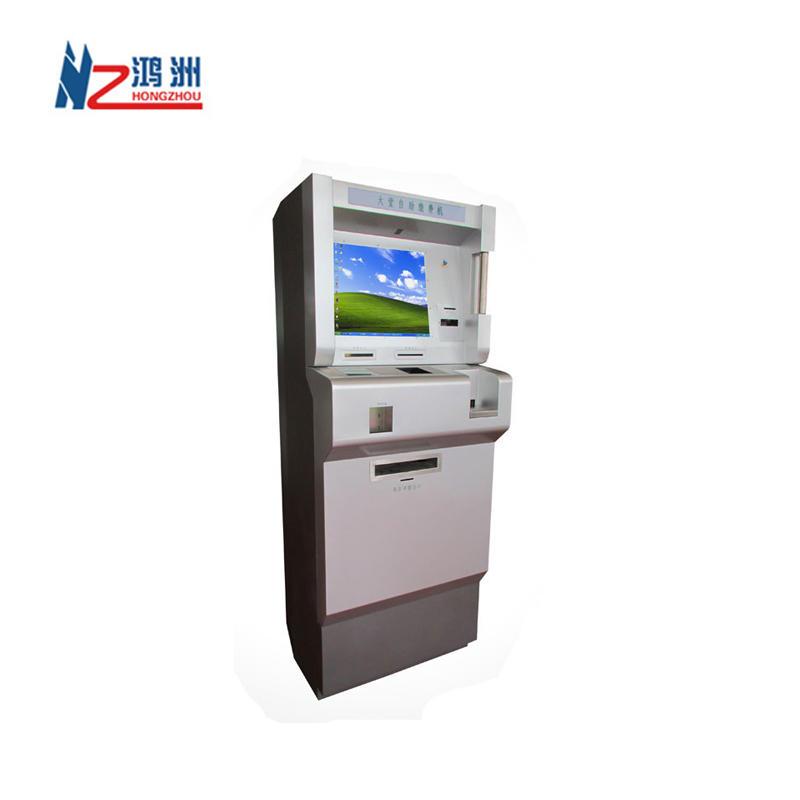 Public car charging cashless payment kiosk machine Shenzhen