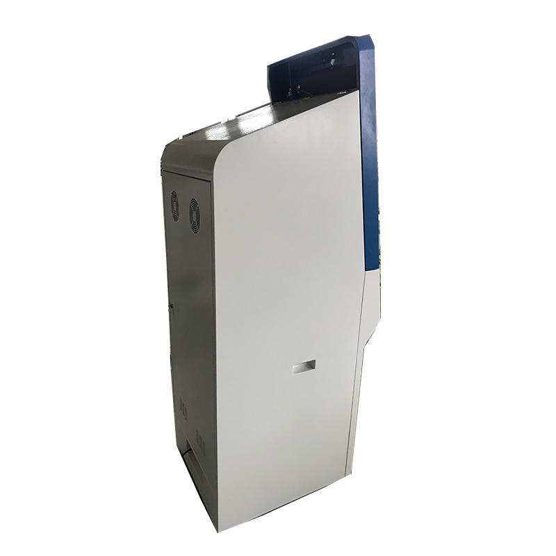 Competitive price all in one money currency exchange ATM kiosk with coin bill acceptor