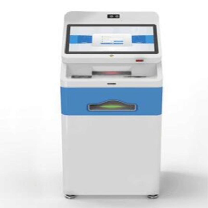 student transcript report printing kiosk