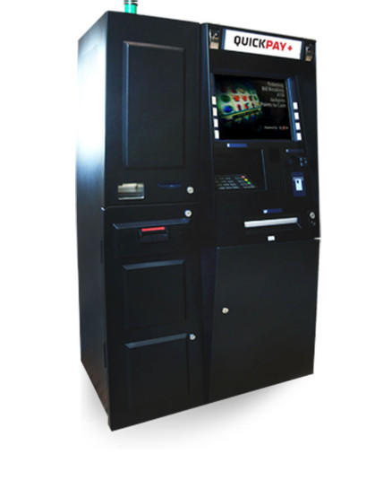 ATM casino deposit withdraw self service kiosk