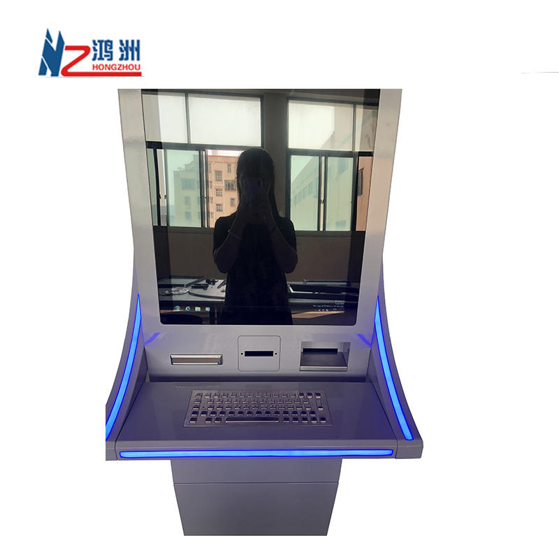 Outdoor Kiosk And Top Up Kiosk For Bill Payment