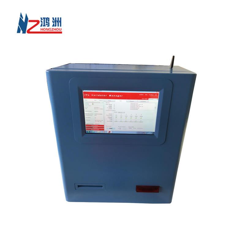 Self Service Wall Mounted Hotel Check in Kiosk with Payment System
