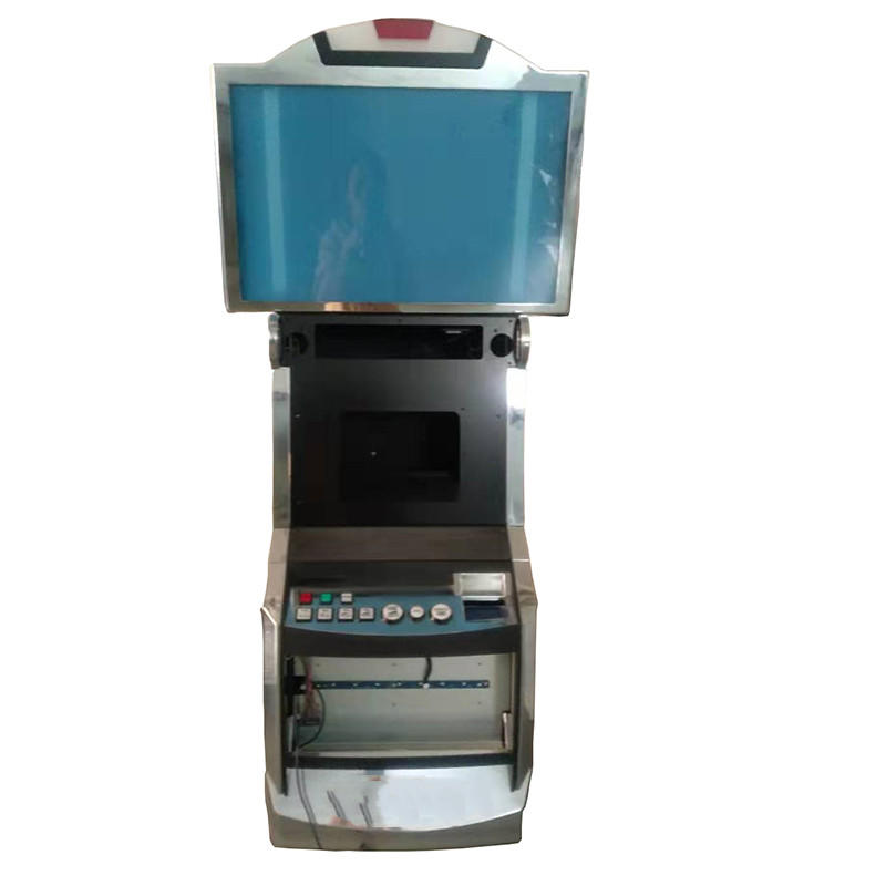 upright smart gaming kiosk for game center smart professional kiosk cabinet fabrication