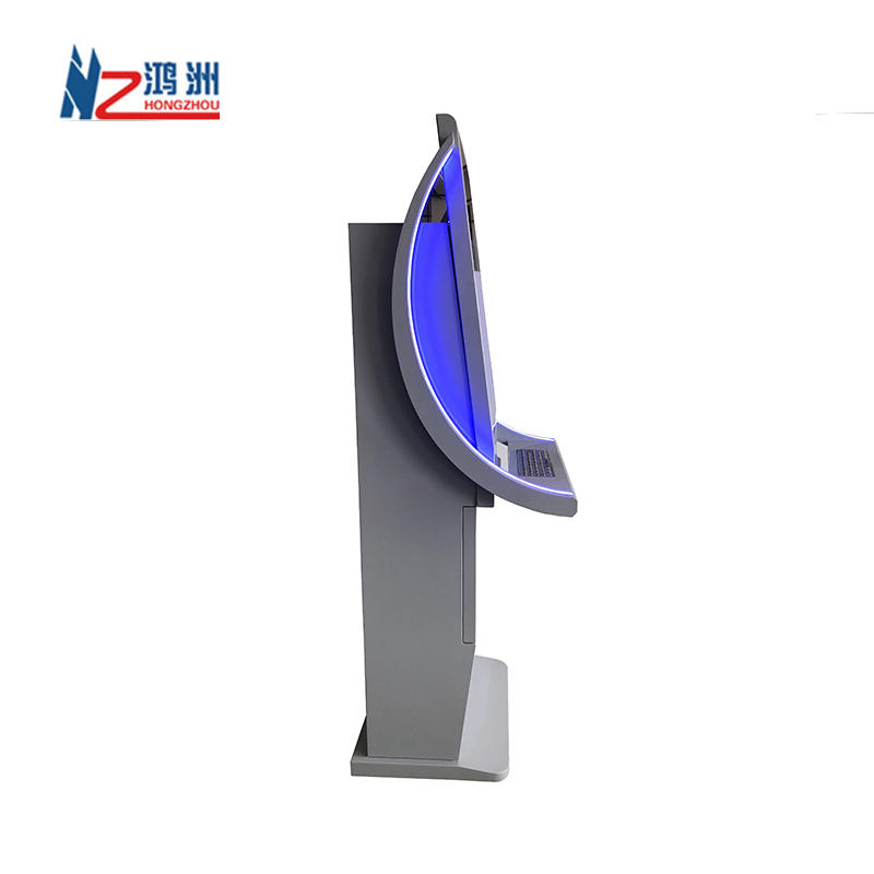 tickets Vending Dispense Machine Interactive Kiosk Bill Credit Card Payment