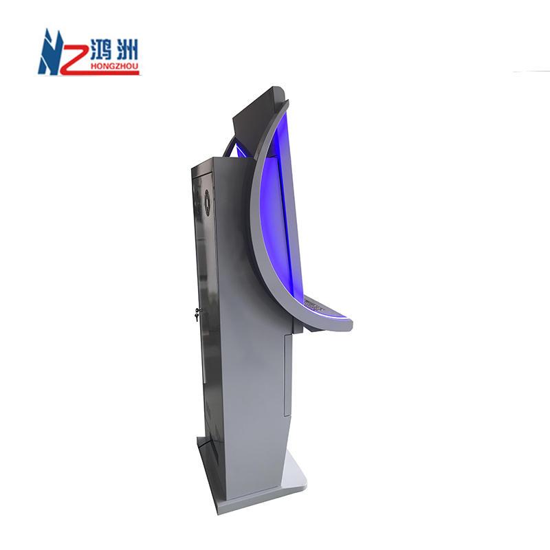 High Quality Touchscreen Interactive Kiosk Mobile Recharging Card Top-up Kiosk Machine