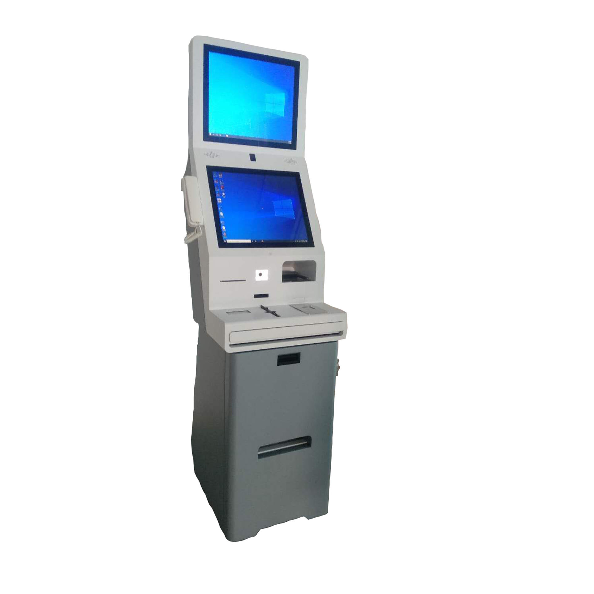 self service kiosk for Government
