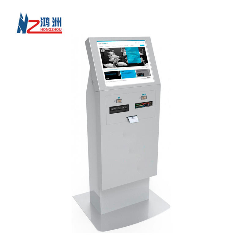 Competitive Price Self-service Kiosk for Ticket Printing in Cinema