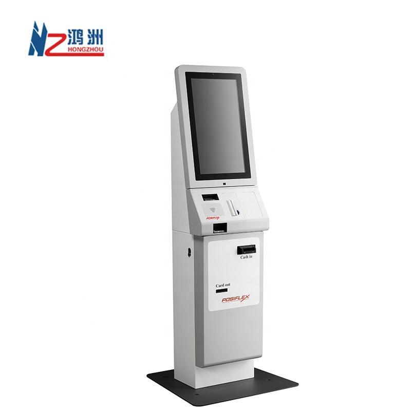 China Manufacturer Bank Kiosk ATM Machine Deposit Withdraw Cash
