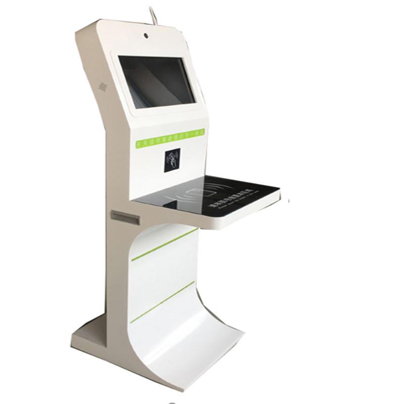 smart self service library kiosk smart book auto returning kiosk