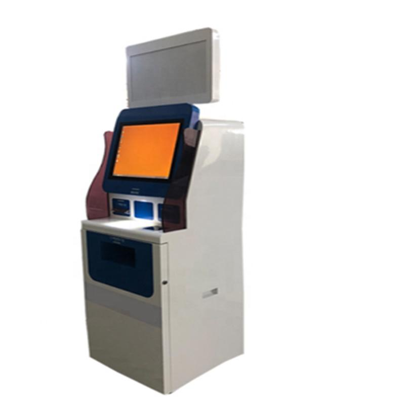 digital signage interactive medical care clinic kiosk terminal for hospital patients