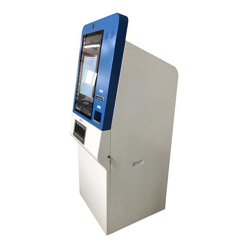 17, 19 Inch SIM Card Dispenser Kiosk For Telecom Mobile Kiosk