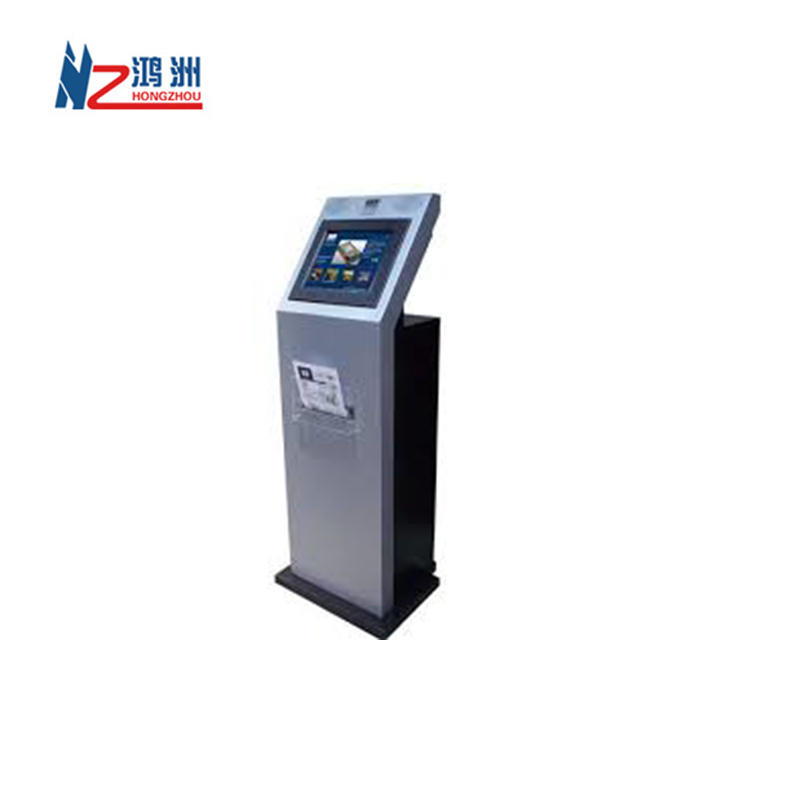 one stop self service library stand alone high brightness