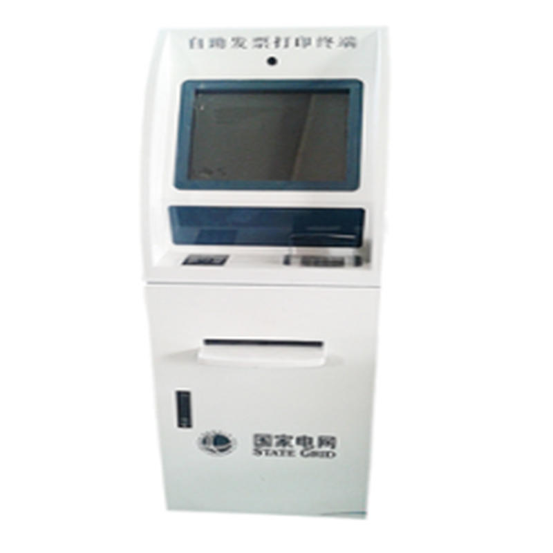 smart touchscreen auto pay electric power charge kiosk