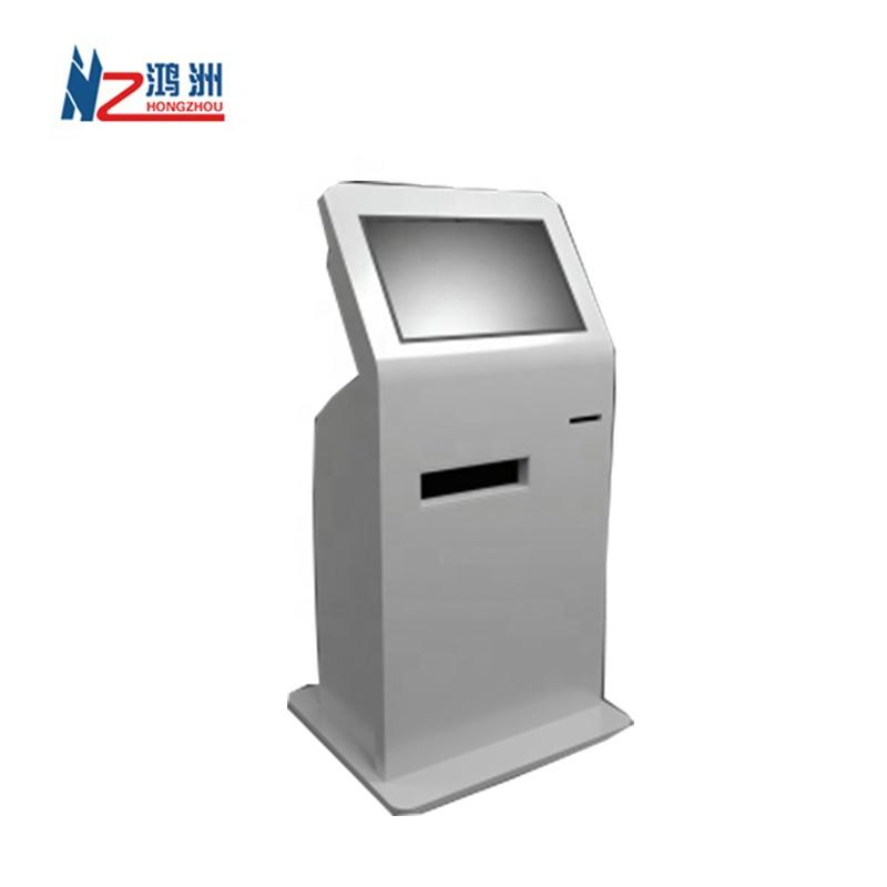 All in one self service cash register kiosk with Windows system wifi internet in Shenzhen factory for parking