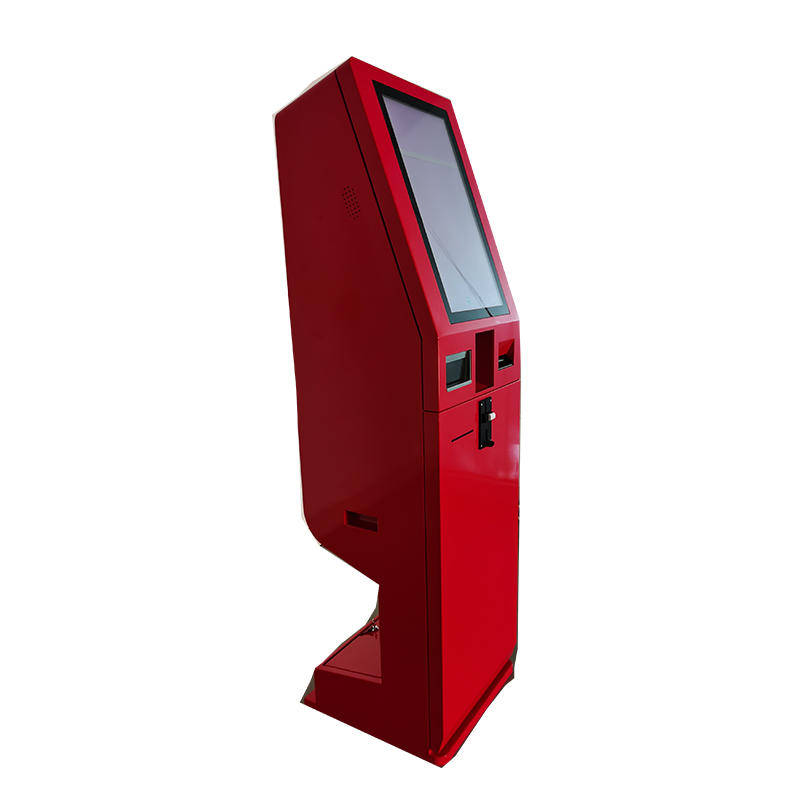 Free Standing Self-service Ordering Kiosk POS System Bill Payment Machine