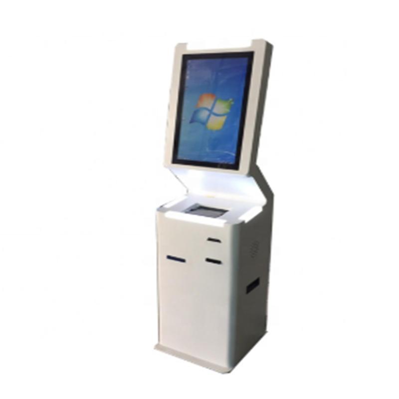 smart and standing engineering progress control kiosk
