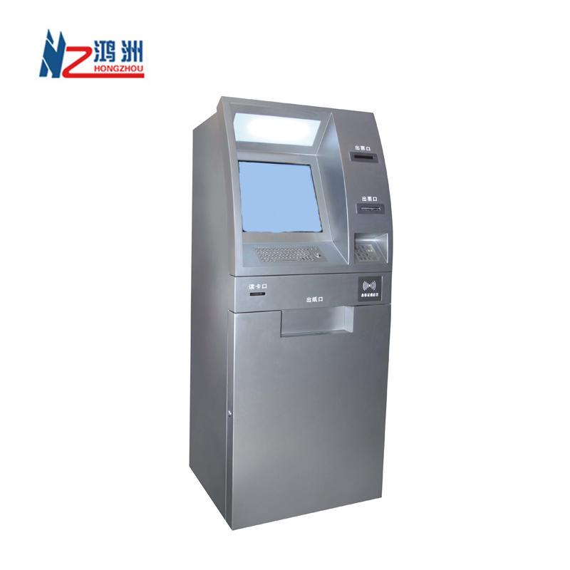 Competitive Price Self-service Kiosk for Ticket Printing in Cinema