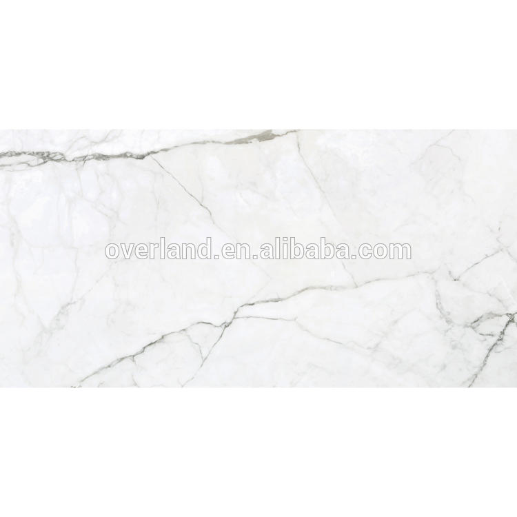 Tropicana polished white floor tiles