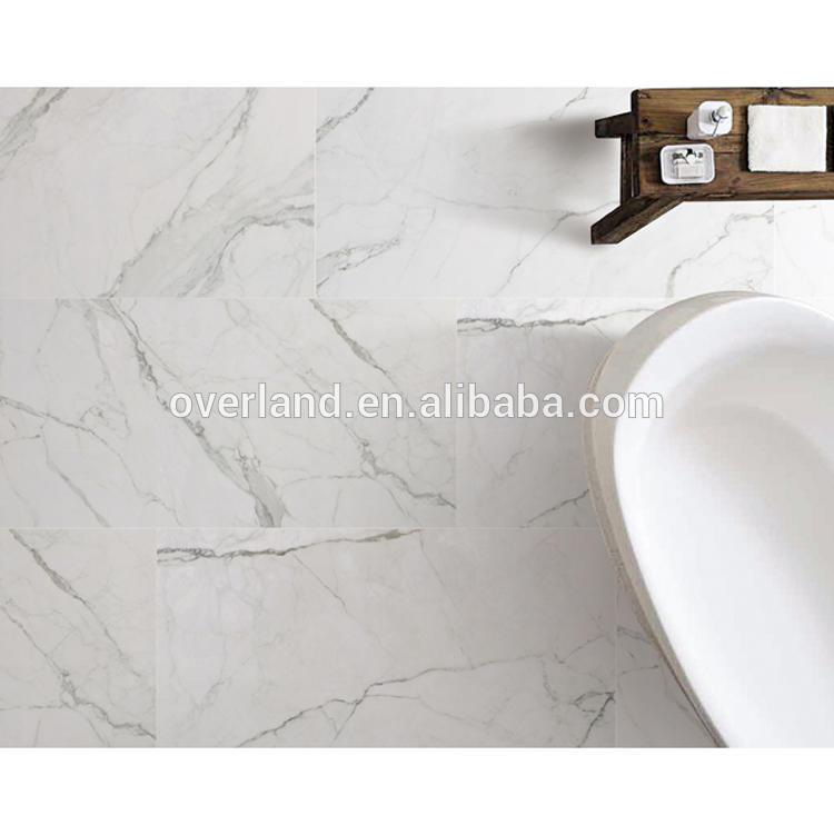 R9 Bathroom tile white horse porcelain tile