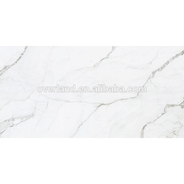 Tropicana polished white floor tiles