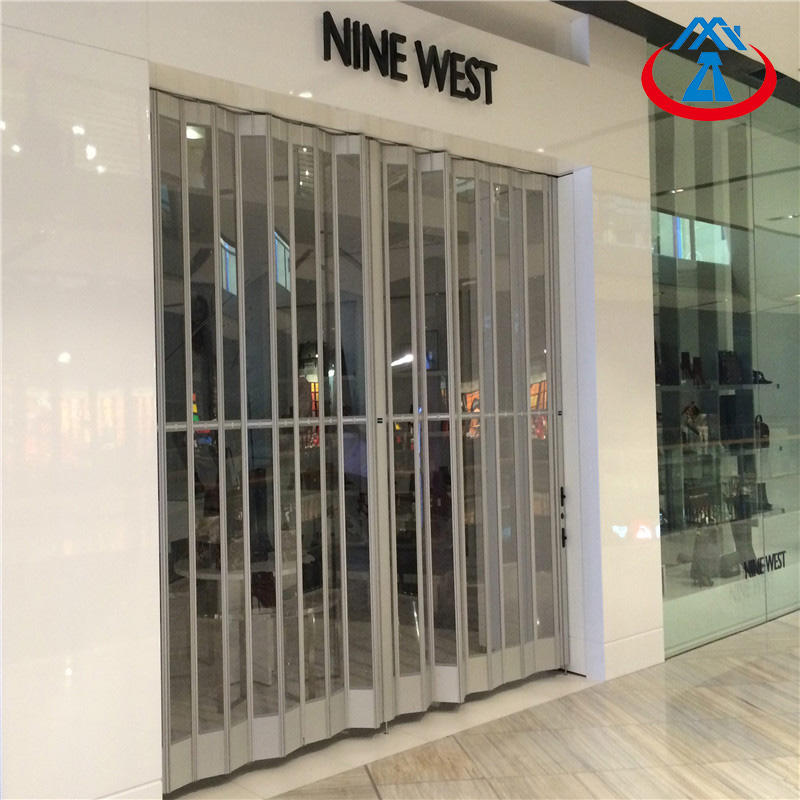 2500*2000mmFactory Directly Price Folding PC Door For Entrance