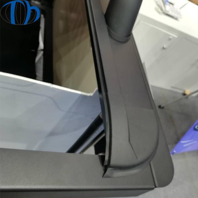 pvc plastic edging strip rubber strip