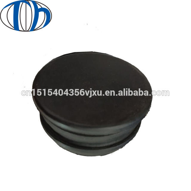 Wholesale industrial Plastic rubber pipe end stopper plastic tube plug