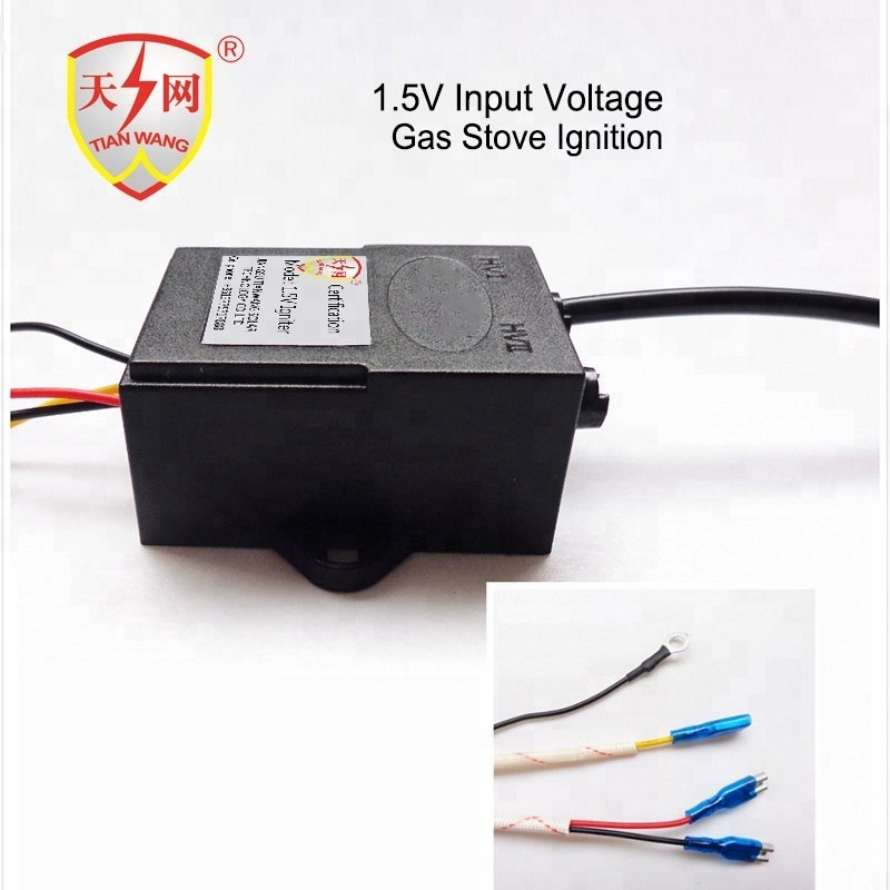 Battery Operated Electronic Pulse Ignition Gas Stove