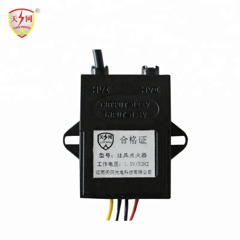 1.5V Electronic Ignition Transformer for Gas Burner