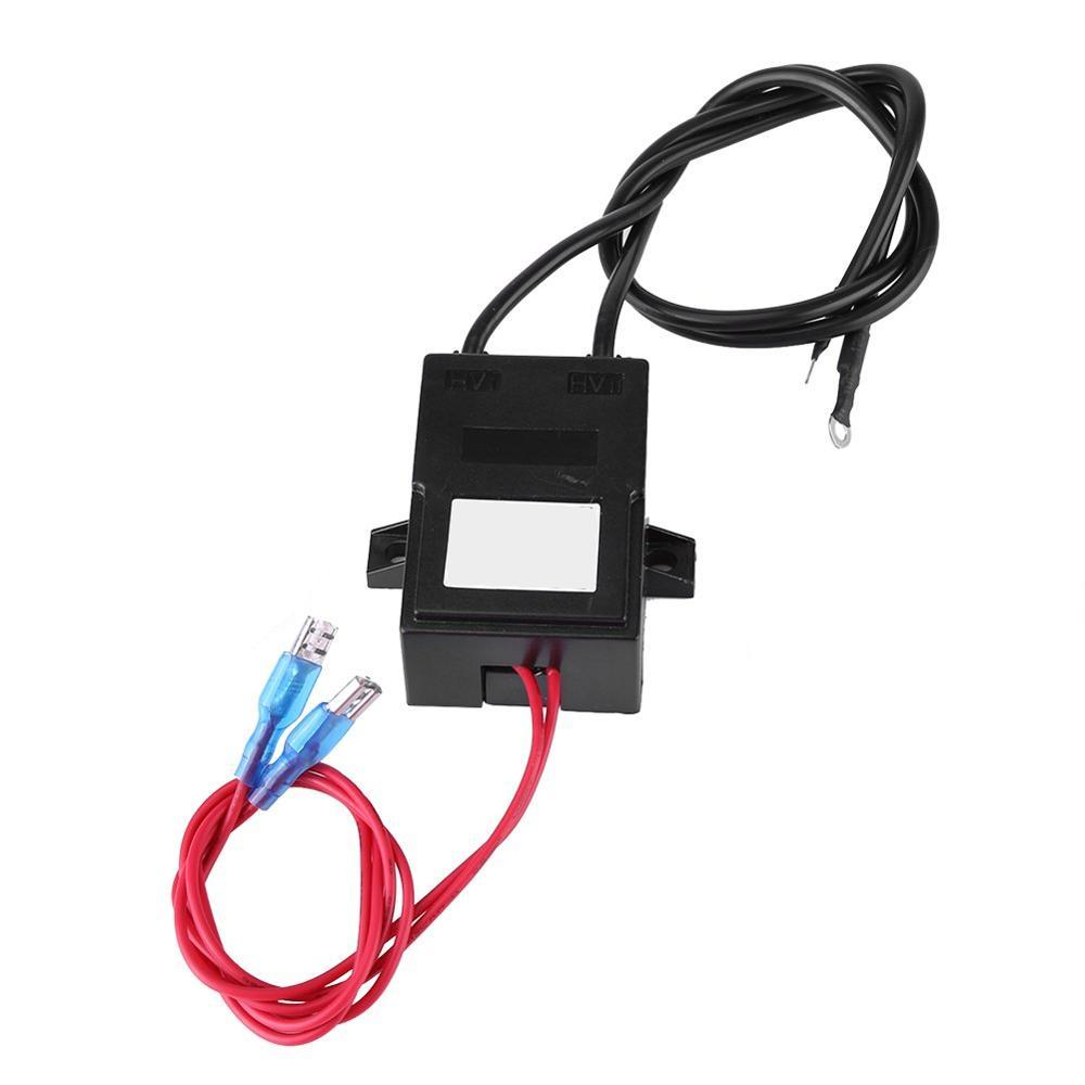 AC 220V High Voltage Generator Module Continuous Igniter 15kV 1A-2A Boost Step-up High Voltage Transformer