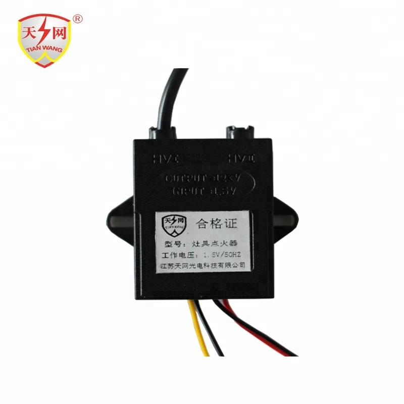 Electric Components of Gas Stove Spark Igniter Pulse Ignition