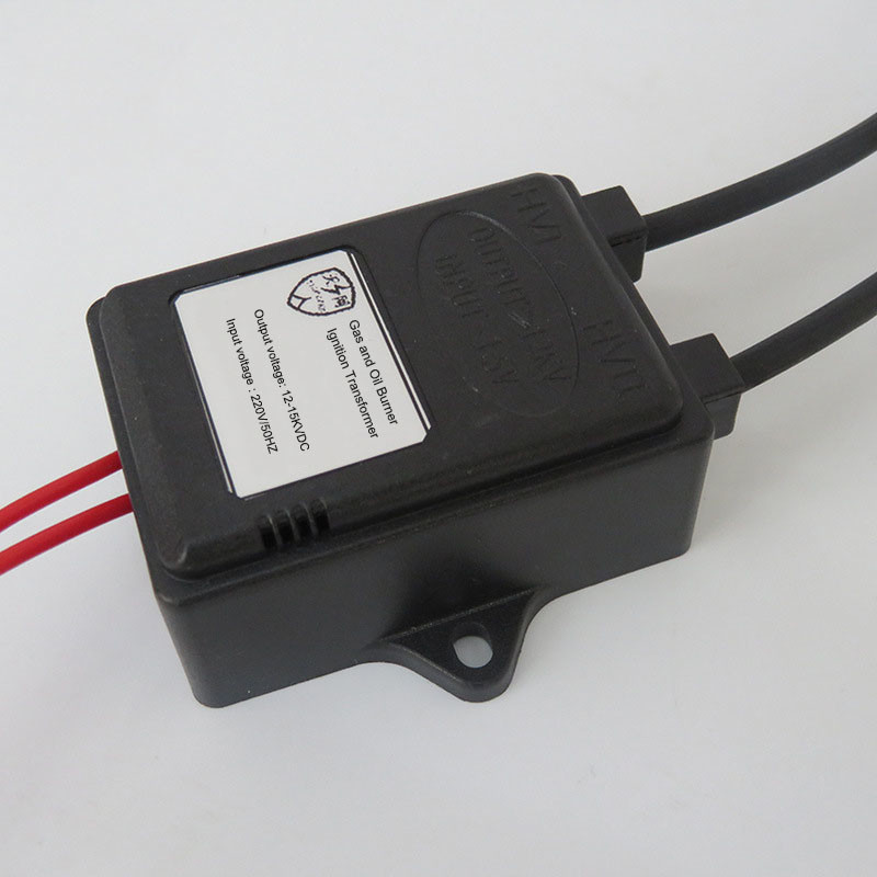 220V DC Pulse Igniter Oven Parts for Gas Stove,Stir-fry Furnace and Water Header