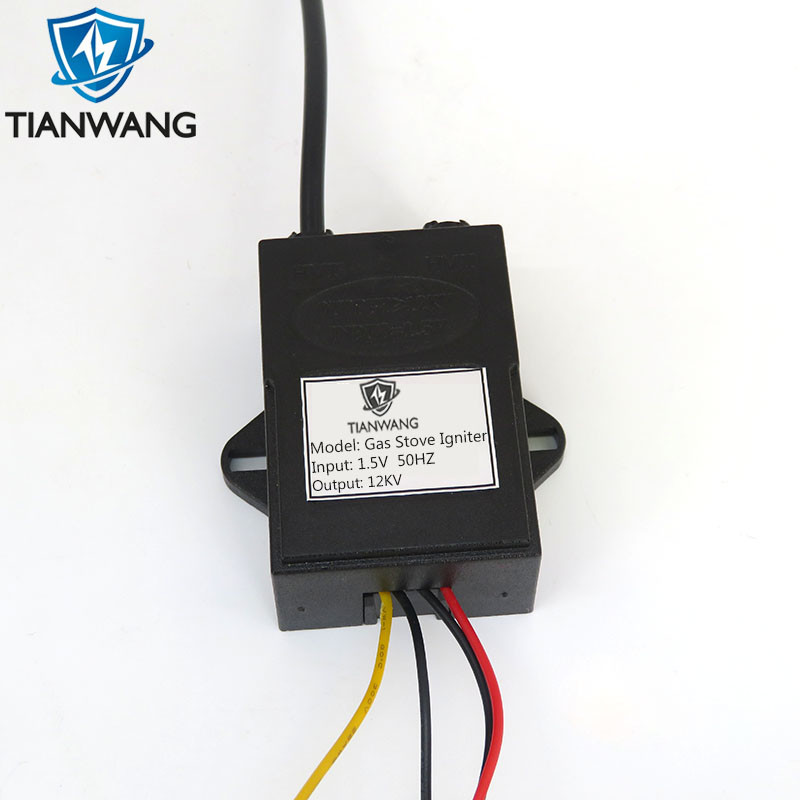 Toroidal Coil Structure and High Frequency Usage boiler ignitor / electrical transformer / oil burner ignition transformer