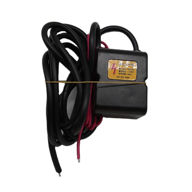 High Voltage Transformer Boost Step-up Power Module Generator 50000V, AC220V Suitable For Diesel, Alcohol Oil, Gasoline