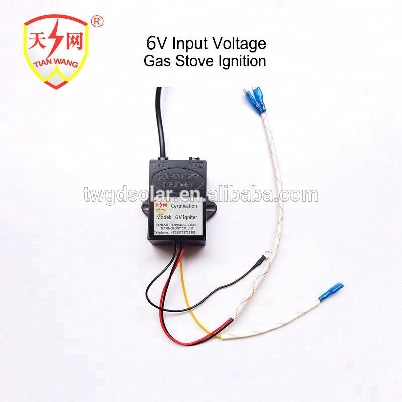 12V to 220V electronic transformer dc pulse igniter for gas stove