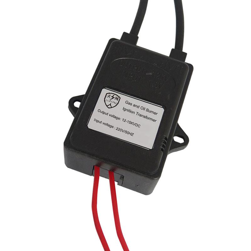 220V DC Pulse ignition transformer for gas burner oil igniter