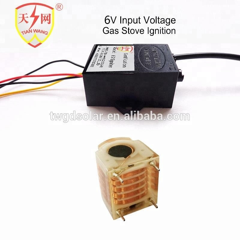 6v Electronic Gas Stove Battery Ignition Igniter