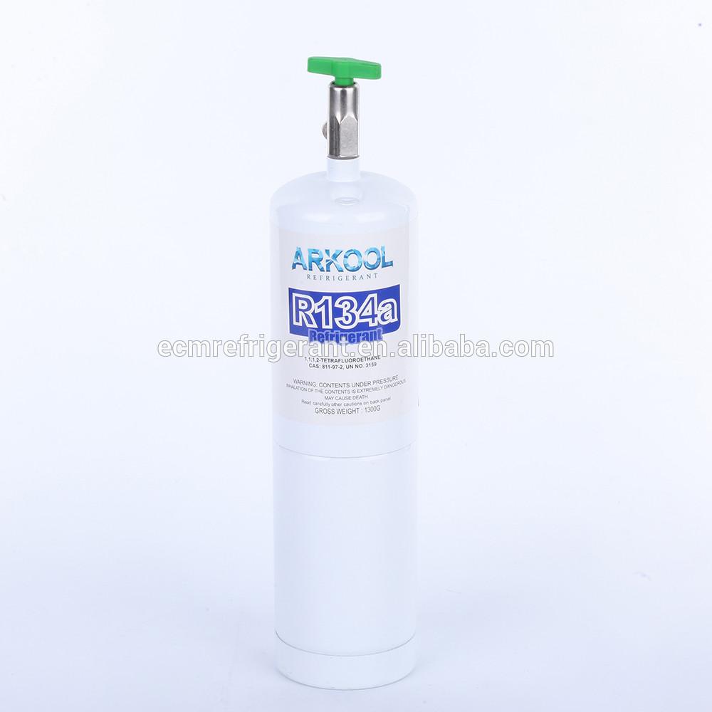 R404A R407C R410A R507 HFC 134a refrigerant gas