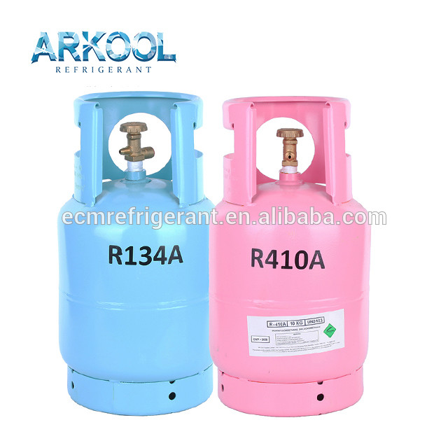 Refrigerant Gas R407Cfor Air Conditioner of High quality