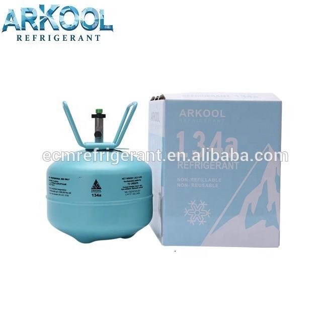 13.6kg refrigerant r134a gas cylinder used car