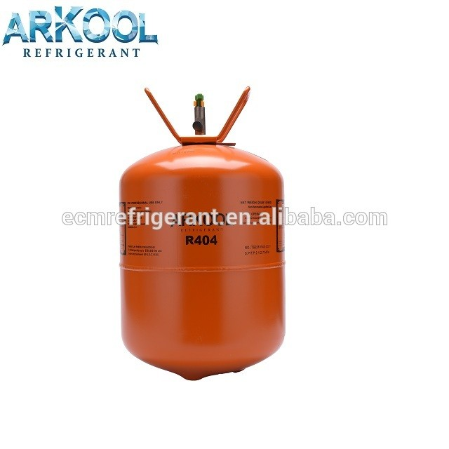 chemical high quality refrigerant gas r404a
