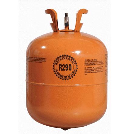 Refrigerant R508B Gas with 99.8% purity