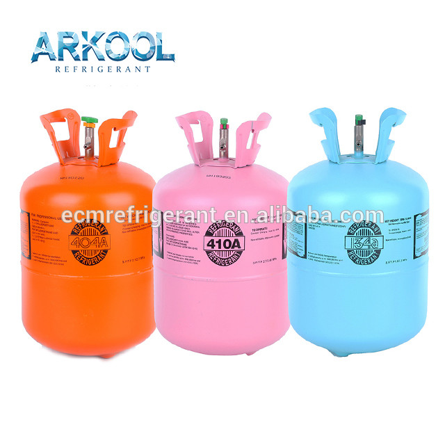 Arkool Refrigerant gas r134a r22a r410a r404a r407c r1234yf in China